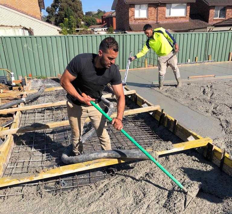granny flat builder sydney