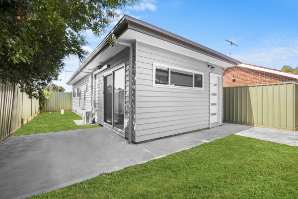 St Clair Granny Flat Builders Front